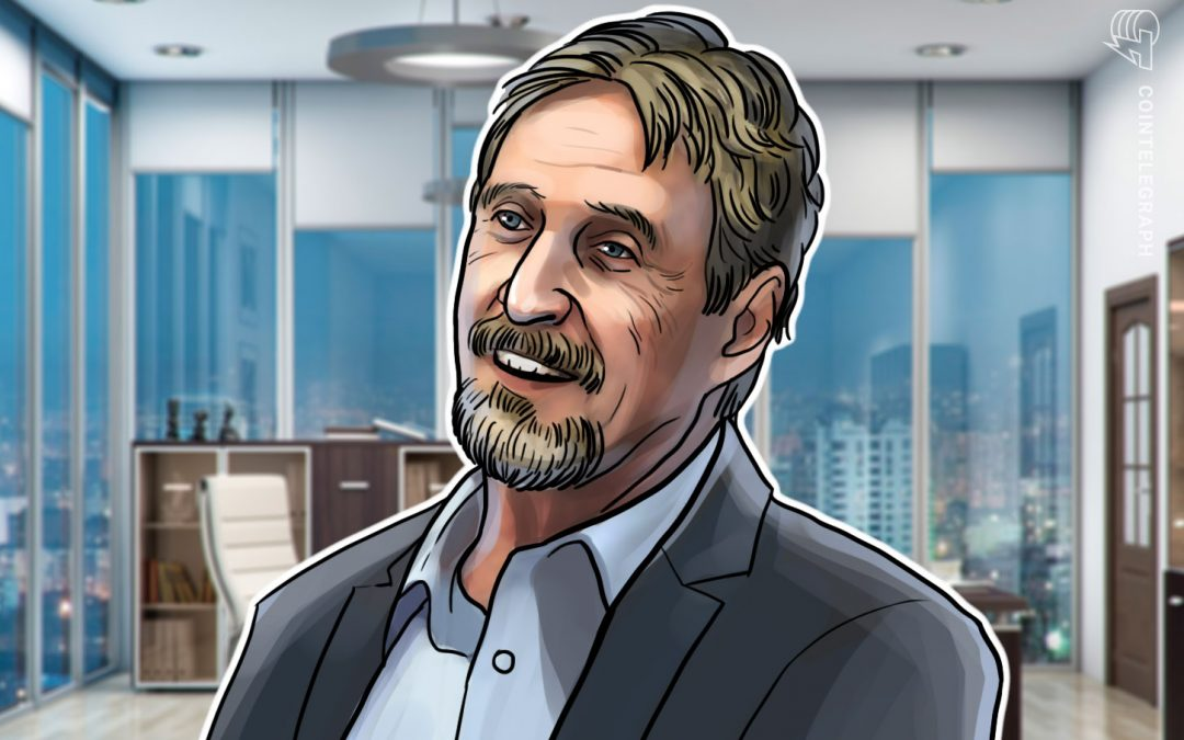 John McAfee Arrested, Indicted for $23 Million Illegal Crypto Pumping